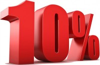 Promotion «Start» - 10% discount on the first order!