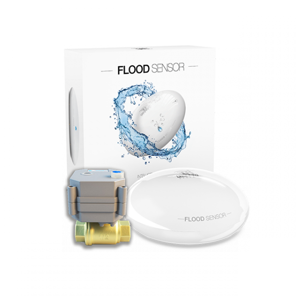 Water leakage kit FIBARO + ConnectHome